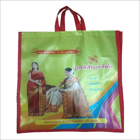 Metalized Non Woven Shopping Bag