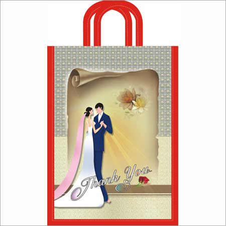 Designer Wedding Gift Bags