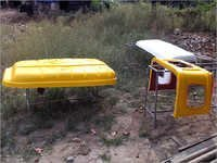 Frp E-Rickshaw Hood