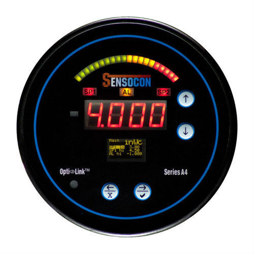 Digital Differential Pressure indicator cum controller