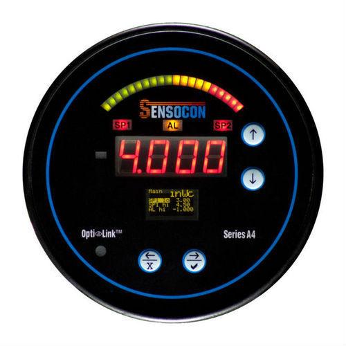 Digital Differential Pressure indicator cum controller