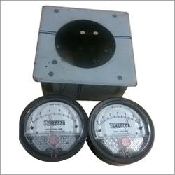 Magnehelic Gauge Box