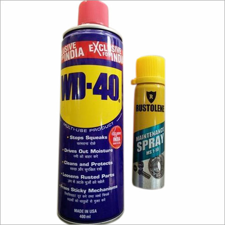 Anti Rust Spray