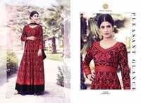 SAJAWAT CREATION (NAGIN VOL-2) Designer Anarkali Suit Wholesale