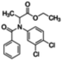 Benzoylprop-ethyl