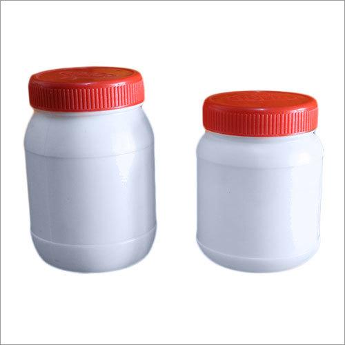 Empty Plastic Jars