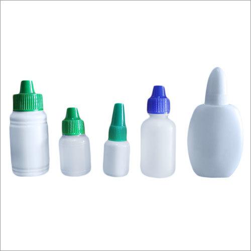 Plastic Squeeze Dropper Bottles