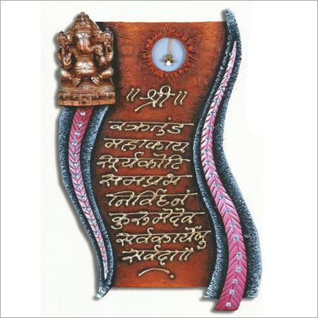 Ganesh Mantra Statues