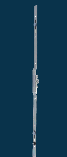 SLIDING WINDOW ESPAG 7.5MM BACKSET WITH ZINC LOCK