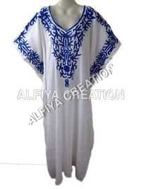 Beach Cover Up Fancy Kaftan