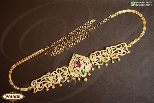 Designer Women cz belt