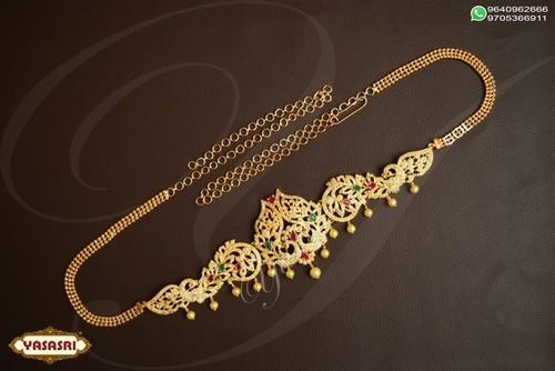 Ladies designer belt