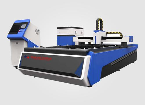High Power Fiber Laser Cutter