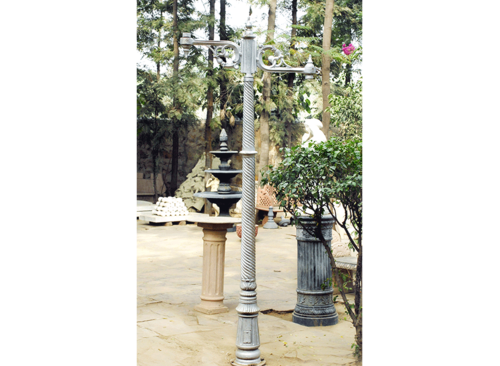 Decorative Street Lamp Post