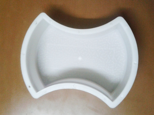 Interlocking Plastic Mould