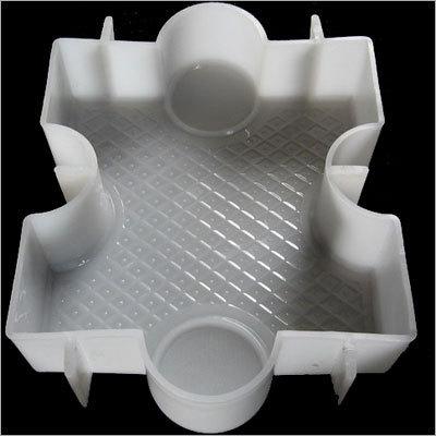 Interlocking Oxford Plastic Mould