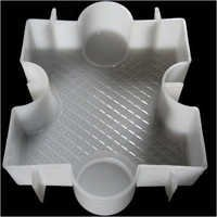 Interlocking Oxford Plastic Mould