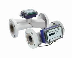 Ultrasonic Flow Meter Battery Operated