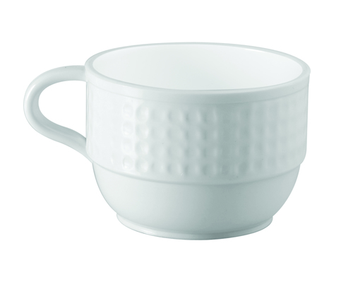 Ploy Carbonate Soup Bowls & Cup saucers