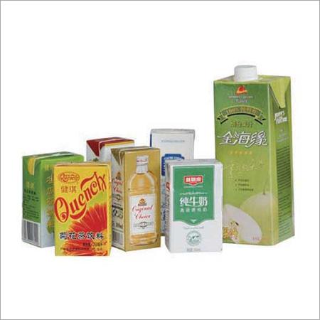 Laminated Liquid Packaging Material