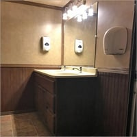 Designer Washrooms Rental Service