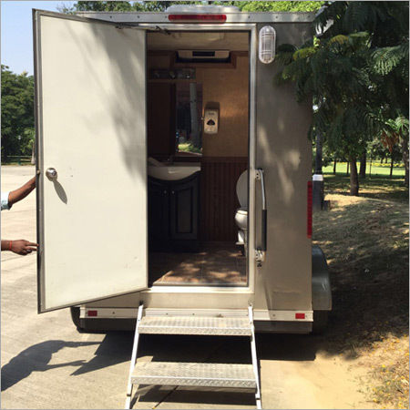 Mobile Washroom on Rent