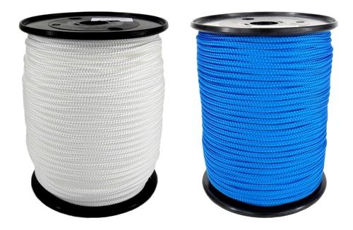 Polypropylene Multifilament Braided Ropes