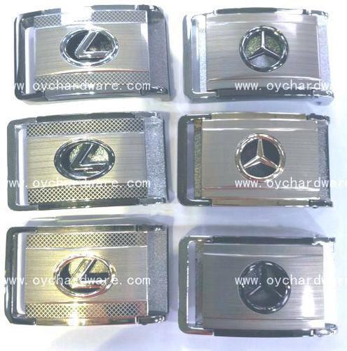 Belt Buckle,Lexus,Benz,Good Quality,Gold,Silver,Gu