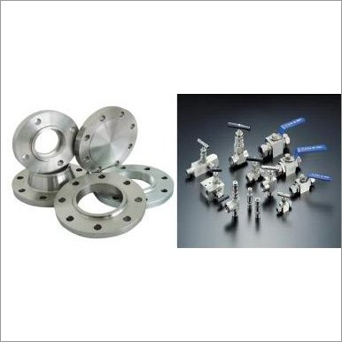 Steel Flanges & Industrial Valves