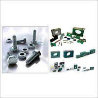 Nut Bolts & Pipe clamps
