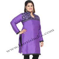 plus size long kurtis