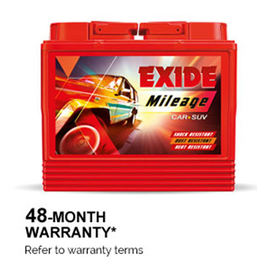 Car Exide Batteries