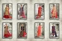 KESARI TRENDZ (AARUCHI-5) Designer Anarkali Suits Wholesale