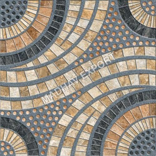 400 x 400 mm Digital Parking Tiles
