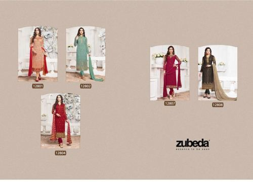 ROSHNI (ZUBEDA VOL-28 NX) Straight Salwar Kameez Wholesale