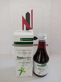 TOSSZYME SYRUP