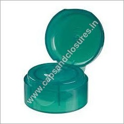 Plastic Flip Top Caps for Cosmetics