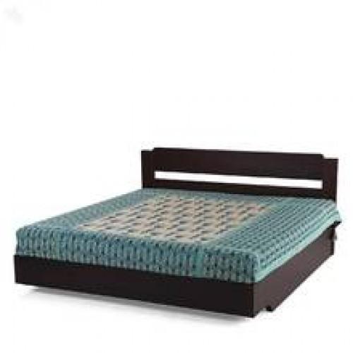 Alpine Red Wooden Bed