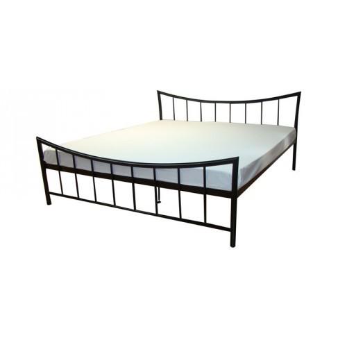 Curve Metal bed