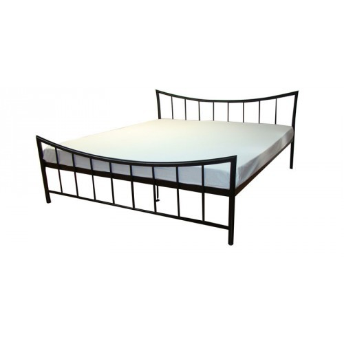 Curve Metal bed
