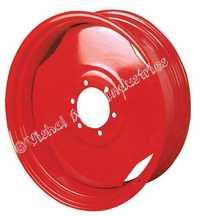 Tractor Front wheel rim disc