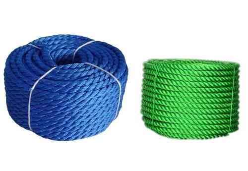 3 Strand Polypropylene Flax Mono Ropes