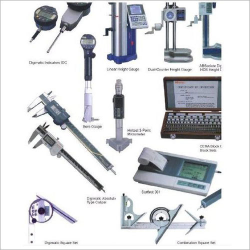 Measuring Instrument Parts