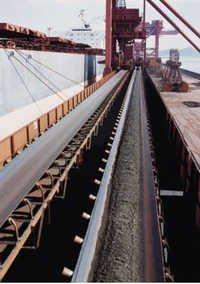 Belt Conveyor for Concrete