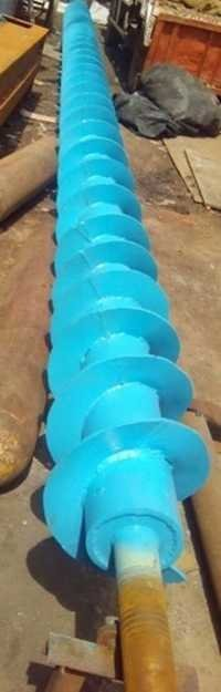 Heavy Duty Screw Conveyor System