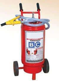 Dry Powder Fire Extinguisher