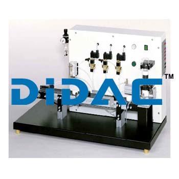 PLC Application Materials Handling Process