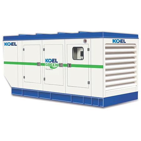 KOEL Green Genset 160kVA - 250kVA