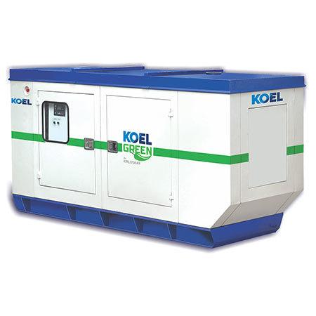 KOEL Green Genset 40kVA - 125kVA