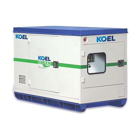 KOEL Green Genset 15kVA - 30 kVA